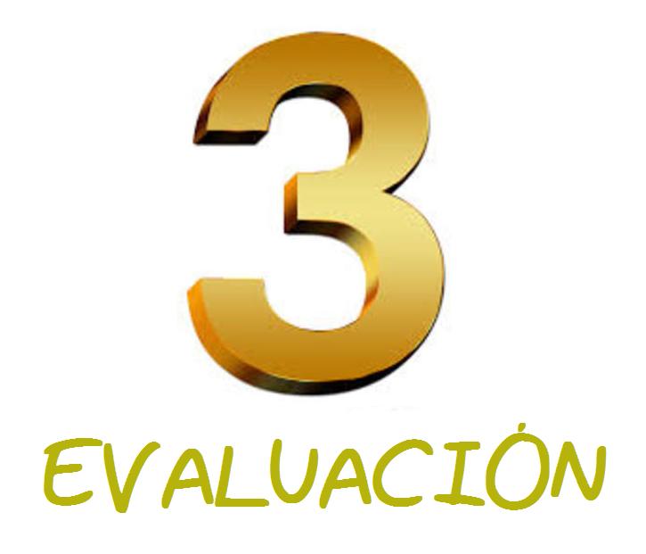 Empieza la 3ª Evaluación. Notas de la 2ª Evaluación a partir del 26 de febrero