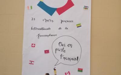 Vive la francophonie!!!!!
