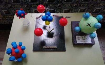 Modelos Atómicos por 3º ESO B y C