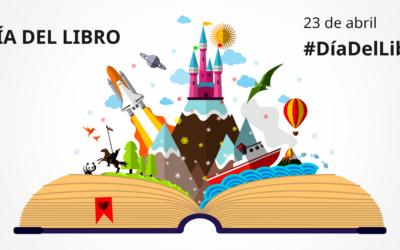 Feliz Día del Libro a toda la familia Sabuco