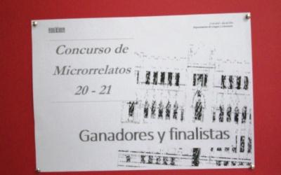 Microrrelatos Finalistas y Ganadores 2020-21