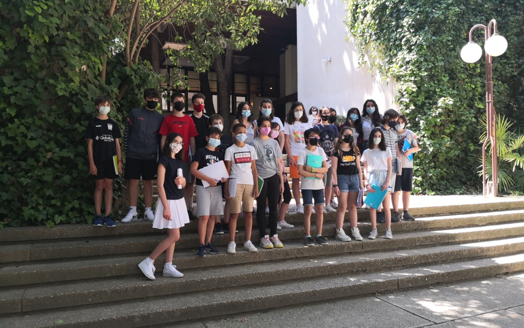 Visit to Archeological Museum, Albacete