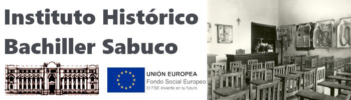 Instituto  Histórico Bachiller Sabuco